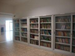 "Plesso ""Deledda"" - Biblioteca"