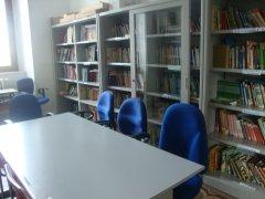 "Plesso ""Bosco"" - Biblioteca"
